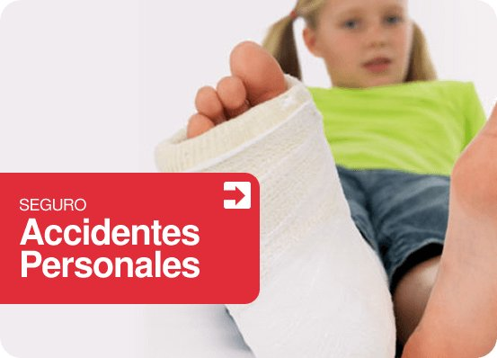 Seguro de Accidentes Personales